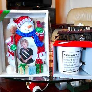 Nana Christmas Gift Set